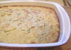 Poblano Spoonbread | Tasty Kitchen: A Happy Recipe Community!