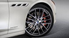 Седан Maserati Quattroporte 2017 / Мазерати Кваттропорте 2017