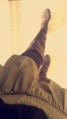 Fall 2015 Overknee Boots