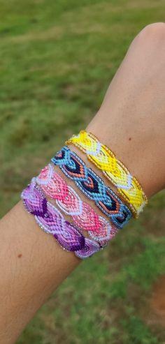 Cardigan Bracelet Friendship Bracelet bracelet shabby style bracelet Hippie Bracelet Cardigan Style Cardigan shabby bracelet