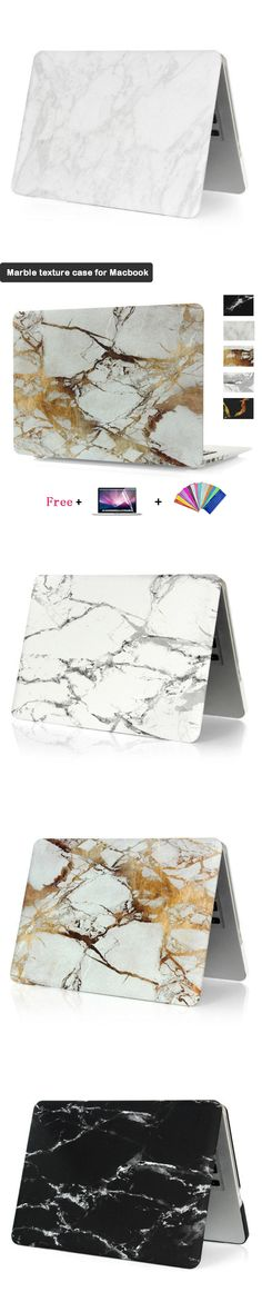 Marble Laptop Case for MacBook 13.3 air pro retina A1369 A1466  A1278 A1369 A1466 Fashion Case for Macbook Air Pro 13.3inch