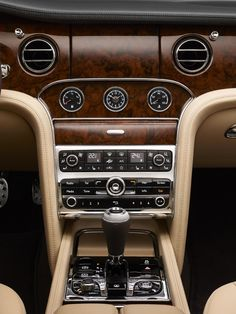 I love the interior of a luxury car. I see myself driving a luxury 2012 Bentley Mulsanne Mulliner. Ask. Believe. Receive.