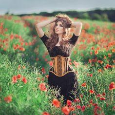 model cherrylaadyy photography anetapawska corset ladyardzesz corset