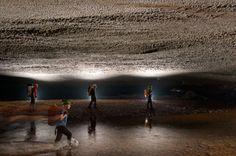 Hang Song Doong 5  - Hang Song Doong; De grootste grot ter wereld in Vietnam - Manify.nl