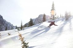 Snow Scrapbook: Adventures in Alberta with @TorahBright, Erin Comstock & Robin Van Gyn