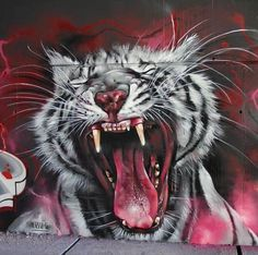 """Awesome Street Art; shared by Aragon Entertainment http://www.aragonent.com/ """"We Discover Talented Artists"""""""