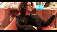 Cristiane Correa (autora de Sonho Grande e Abilio) - Man in the Arena #090