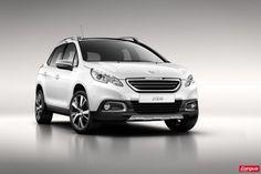 Conheça a versão definitiva do Peugeot 2008
