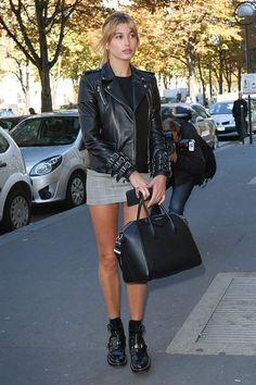 Top looks. La #BalmainArmy toma París © Gtres Online/ Cordon Press