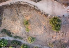 Giant gates to Goliath's home discovered: Monumental fortification belonging to the Biblical city of Philistine Gath unearthed
