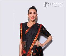 Trends come and go, and style evolves. It's important to have pieces of jewelry that are timeless and look chic despite ever-changing fashions. Karisma Kapoor, Celebs, Celebrities, Look Chic, Sari, Trends, Jewelry, Style, Fashion
