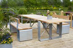 Smuk træterrasse fra OUTSIDEdesign - Lav selv med træ og fibercement