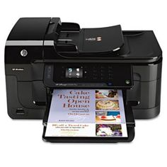HP Officejet 6500A Plus e-All-in-One (CN557A