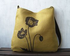 Hey, I found this really awesome Etsy listing at http://www.etsy.com/listing/129822484/hemp-messenger-bag-with-poppies-organic