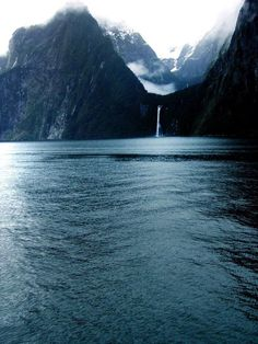 Milford sound #1 - New zealand