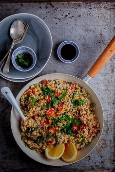 A Quick & Easy Vegetable Fried Rice to Start the Week  Delicious Links