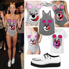 Miley Cyrus: VMA Twerk Bear Halloween Costumes                                                                                                                                                                                 More