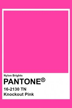 the hue of this color is red and purple. The value of this color is dark. The chroma of this color is very high because the saturation is also very heavy Pantone Color Chart, Pantone Colour Palettes, Pantone Colours, Pantone Swatches, Color Swatches, Pink Paint Colors, Neon Colors, Paleta Pantone, Red Colour Palette