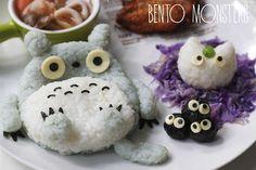 Mum Makes Wonderful Bentos Featuring Spider Man, Totoro, Pop Culture Characters - DesignTAXI.com