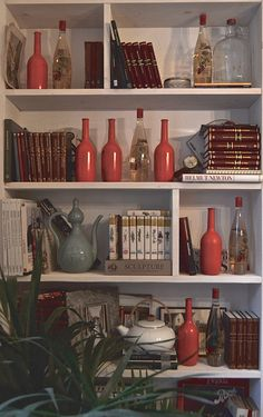 Bonitas botellas pintadas