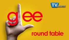 Glee Round Table for Britney 2.0
