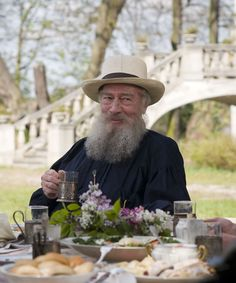 The Last Station (2009) Starring: Christopher Plummer as Leo Tolstoy. A historical drama that illustrates Russian author Leo Tolstoy's struggle to balance fame and wealth with his commitment to a life devoid of material things.