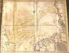 Kaart van een gedeelte der Noord Zee strekkende tot verklaaring der actie op den 5 August [1781] tusschen den Hollandschen Vice-Admiraal Zoutman en Brittschen Admiraal Parker op Doggers Bank voorgevallen.