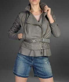 Thank you for visiting Armani Jeans Leather Jacket Women Fashion style, we hope this post inspired you and help you what you are looking for. If you're looking for the same category, please also take a look at Fashion Style Category. If you have any comments, concerns or issues please let us know. Don't forget to share this picture with others via Facebook, Twitter, Pinterest or other social medias!