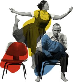 This Choreographer Turned Charles & Ray Eames Into A Dance