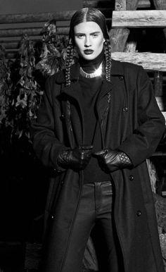 My work Lensed by Kári Sverriss Model: Steinunn Maria Hair: Katrín Óska Makeup: Margret Saemunds Stylist: Síta Valrún