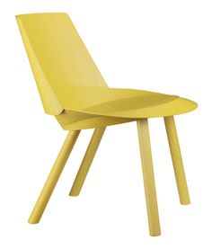 The Leo chair, designed by Stefan Diez for e15.