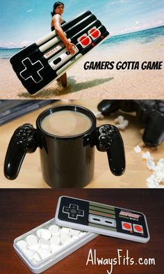 i like this cup. My boyfriend really likes playing video games.