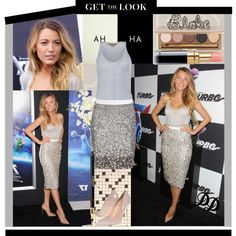 """""""Beautiful Blake: Get the Look For Less!"""" by divadebbi on Polyvore"""