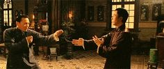 Ip Man and Donnie Yen...I want to learn from them...