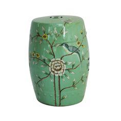 Chinese Ceramic Stool (Various Design)