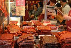 Pork Jerky in Macau