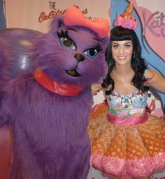 Kitty Purry & Katy Perry