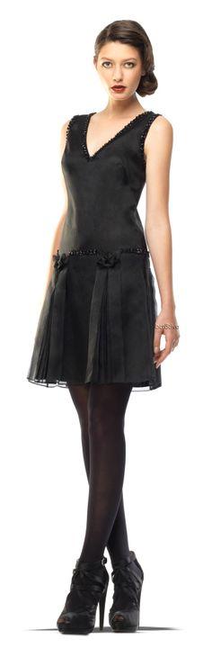 Leon Max Origami Organza Dress| Sophisticated Style| Serafini Amelia