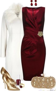 23 aufregende Silvester Outfit Ideen 23 Exciting New Year's Eve Outfit Ideas – # Ideas – 23 Exciting New Year's Eve Outfit Ideas Outfits Casual, Mode Outfits, Classy Outfits, Beautiful Outfits, Dress Outfits, Fashion Dresses, Dress Up, Maxi Dresses, Classy Dress