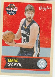 2011-12 Panini Past and Present #26 Marc Gasol