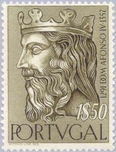 """Cognominado """"o Bravo"""", foi o sétimo rei de Portugal , reinando de 1325 a 1357. Filho de D. Dinis e de D. Isabel de Aragão."""