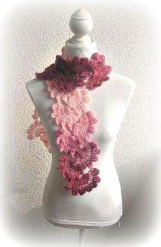 PDF crochet pattern, shawl, Lace, DIY, Handmade ,Scarfs, Crochets, Instruction, Tutorial. $4.50, via Etsy.