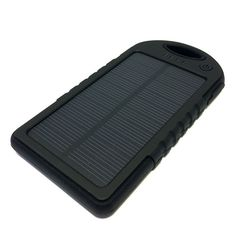 Black Solar Bank