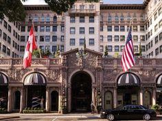 Beverly Wilshire, a Four Seasons Hotel (EUA) lança experiência Camping Urbano Glamuroso :: Jacytan Melo Passagens