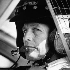 "Paul Newman got the racing bug while preparing for the movie ""Winning."" He became a champion driver in SCCA and owner in Indy cars. - AP Photo/Robert Gabriel"