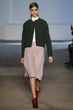 Derek Lam Fall 2014 Ready-to-Wear Collection Slideshow on Style.com
