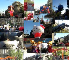 Paris Parade Collage 1