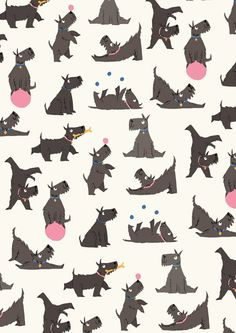 Dogs! ~Rachael Saunders~ http://rachaelsaunders.co.uk/