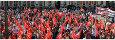 REDACCIÓN SINDICAL MADRID: La ciudadanía se moviliza por un #trabajodecente