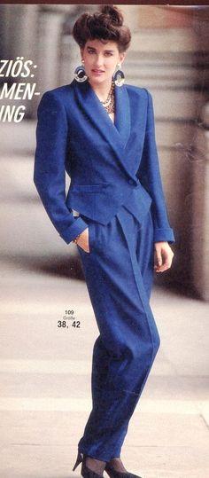 BURDA MODEN 1986